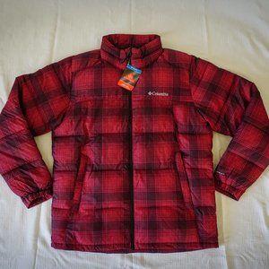Columbia Omni-Heat Pike Lake Puffer Jacket SZ MED
